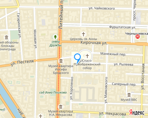 Map Yandex Ril